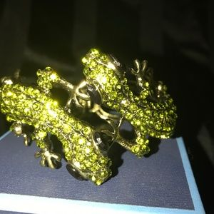 NWOT JTV Lizard/ Gecko Bracelet